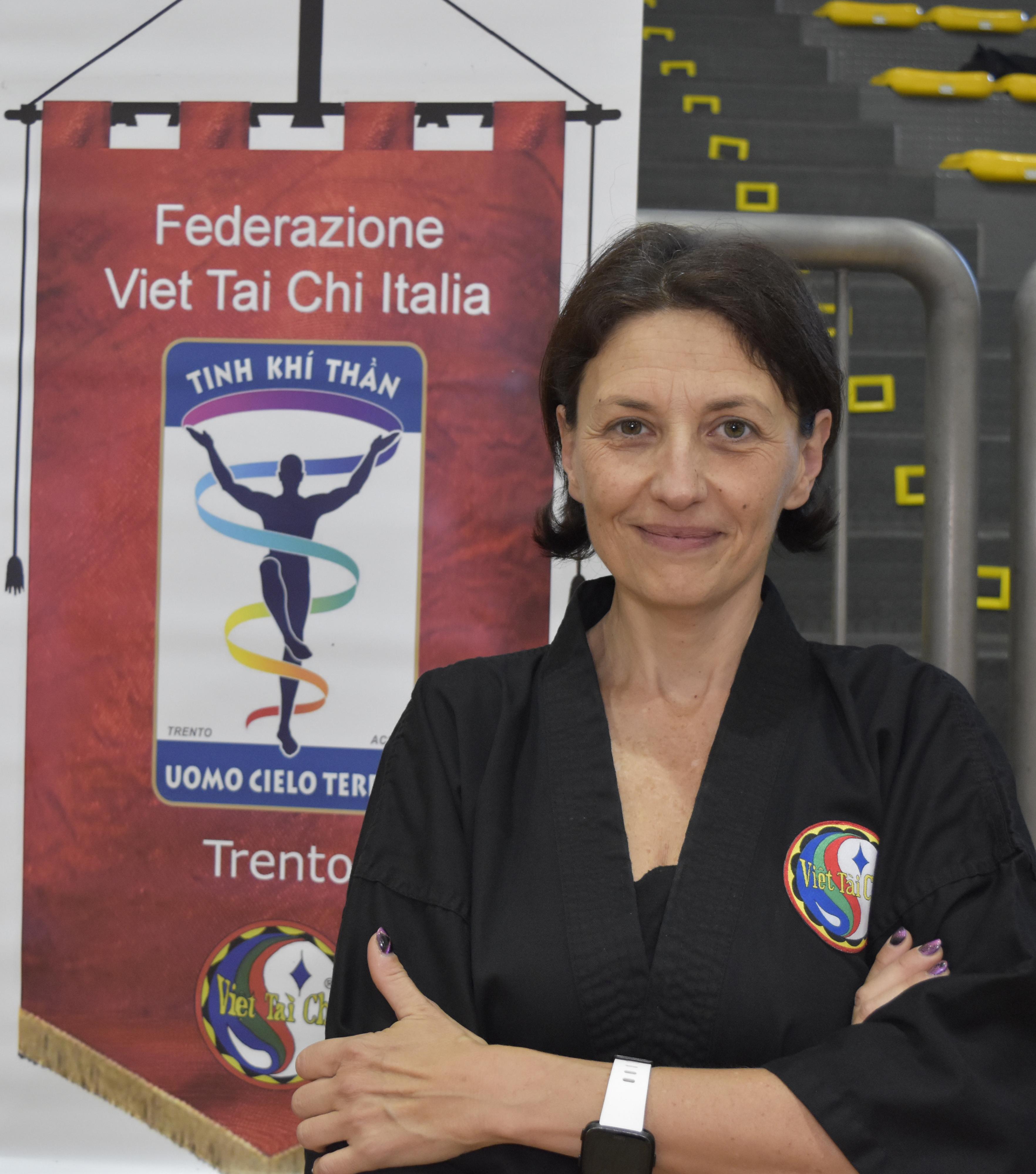 Istruttrice II Dang Francesca Gabrielli