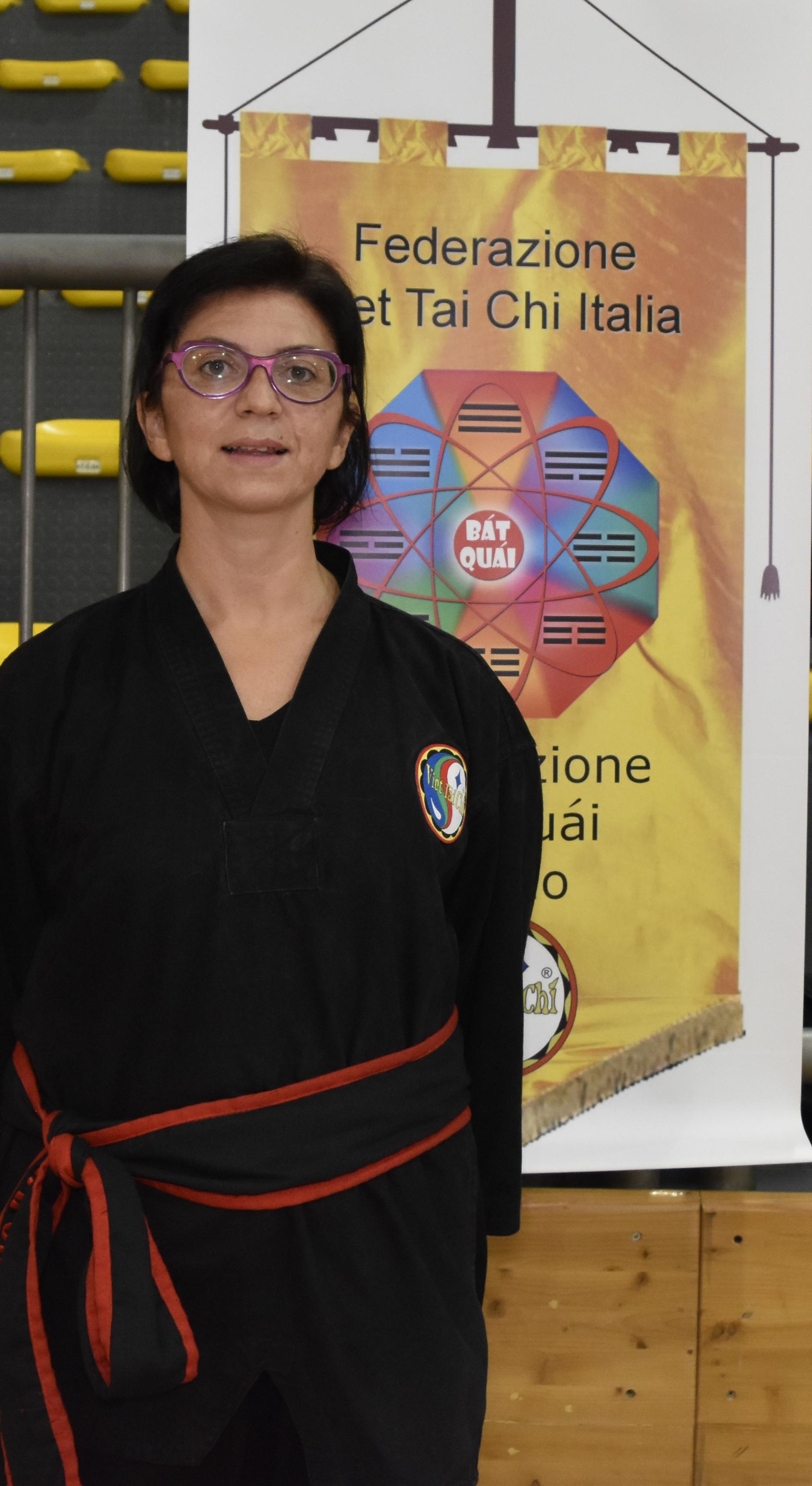 Elisabetta Carnero Istruttrice Centro Bat Quai