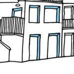 la casa azzurra
